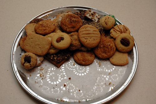 Auntie J.J.'s cookies