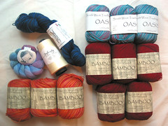 Wild Strings sale - yarn