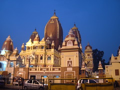 Shri Lakshmi Narayan Temple in Delhi