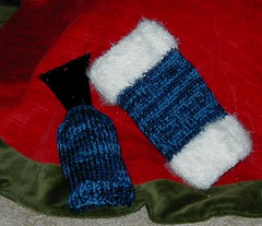Ice scraper Cuff and Muff