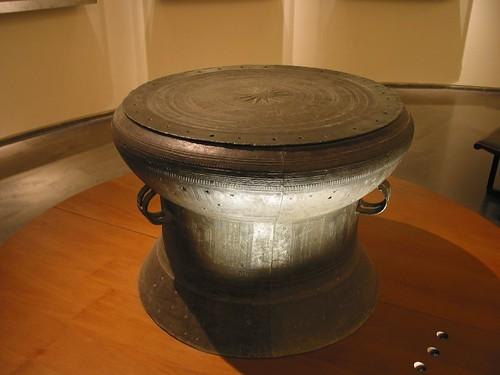 古雲南滇文化銅鼓