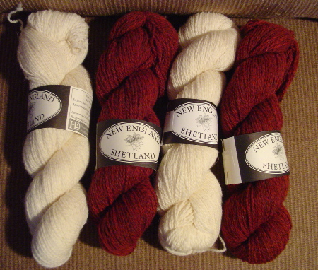 Harrisville Yarn