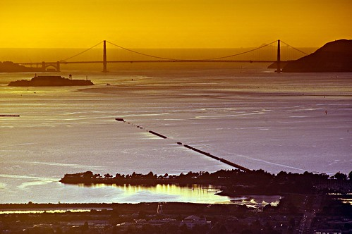 Golden Gate Sunset 3