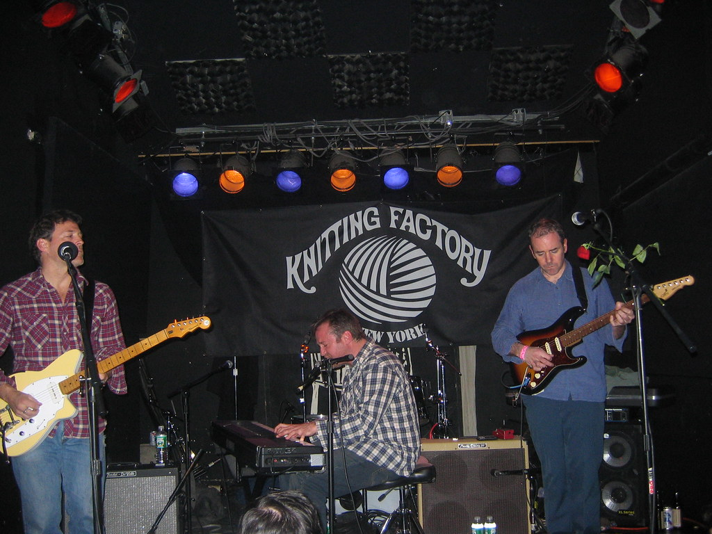 The Wrens @ Knitting Factory