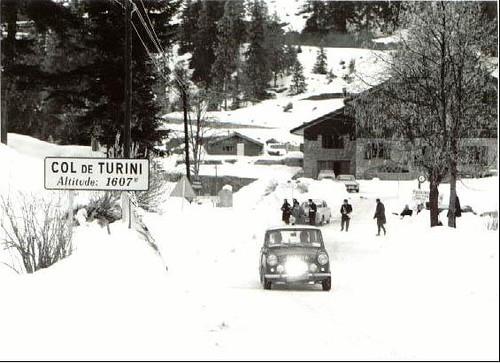1963 MC rally