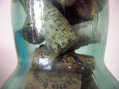 Bottle of Corks