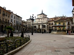 Aranda de Duero's Plaza Mayor