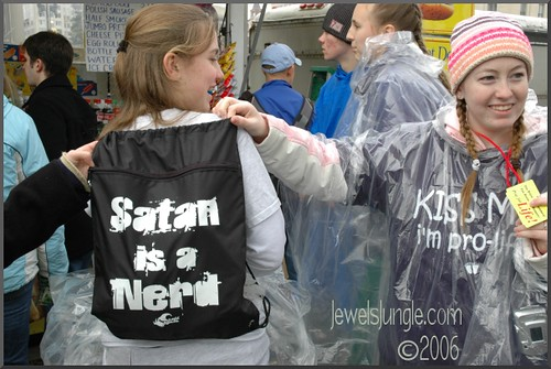 Satan is a Nerd