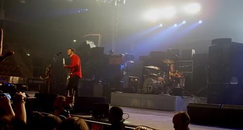 Foo Fighters, Switzerland, Jan 2006