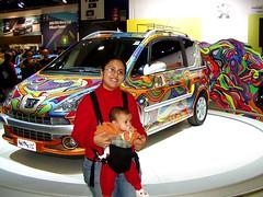 European Autoshow Brussels - Peugeot