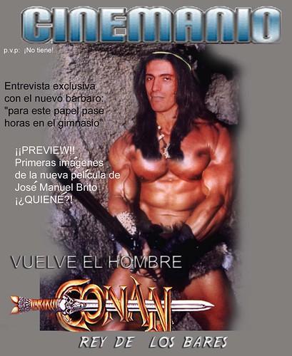 La destrucción del mito de Conan