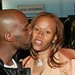 DMX and wife Tashera