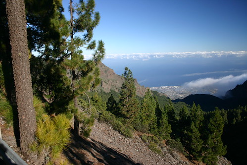 Reaching a max. speed of 69 kmh going downhill from El Teide