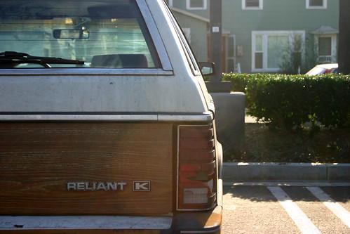 K Car Woody Wagon