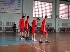 Basket ball match