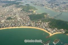 Praia da Costa aerea