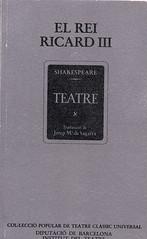 Shakespeare Ricard III