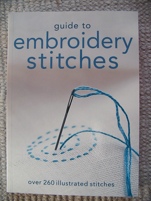Embroidery stitch guide « origami