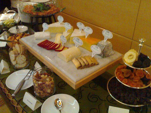 A Cheese Selection