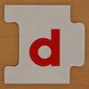 Spell & Learn Letter d
