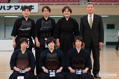 9th All Japan Interprefecture Ladies Kendo Championship_265