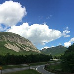 6/20/17 Beauty of a day in Franconia Notch
