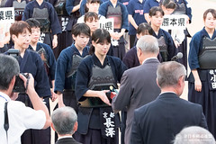 9th All Japan Interprefecture Ladies Kendo Championship_249