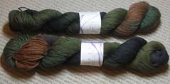 Lorna's Laces Shepherd Socks Camouflage
