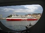 de veerboot