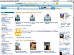 Amazon.com 1024 x 768