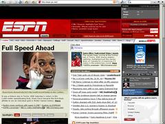 ESPN.com 1024 x 768