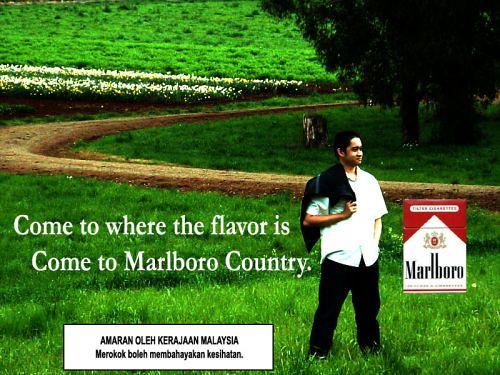 Marlboro Advert Malaysia