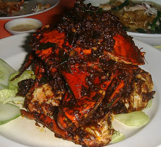 Kepong Spicy Chilli Crab