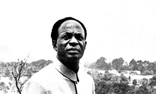 Kwame Nkrumah circa 1965