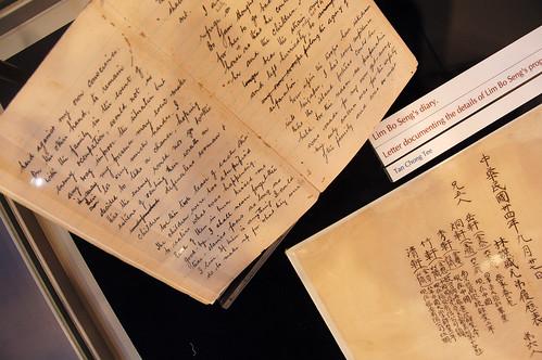 Lim Bo Seng's diary