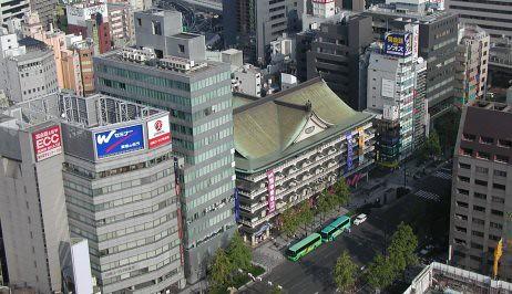 japan street scene