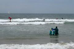 Surfing Baptism