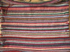 stripy body front
