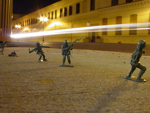 March First Army Men