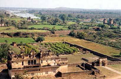 10 India - Orcha 2