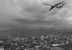 Myndakeppni: Himmel über Reykjavík
