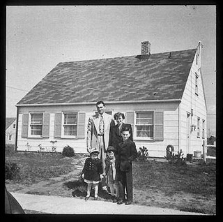 Levittown House, 1948