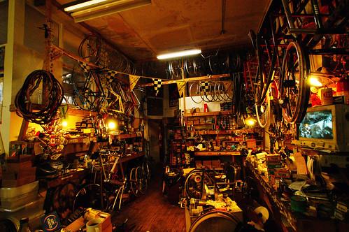 yojimbo's garage