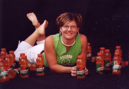 Gatorade - senior pic