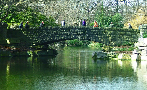 St Stephens Green Bridge