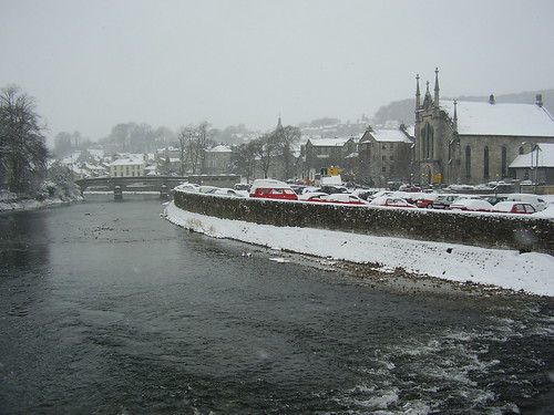 Kendal in the snow
