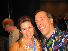 Kori Bernards and Steve Garfield