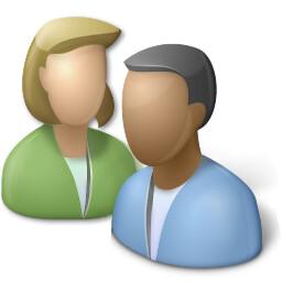 people icon © Microsoft