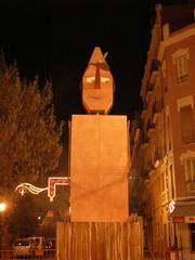 Falla Pinocho Ruzafa