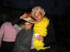 הנס ואילנה במסיבת פורים